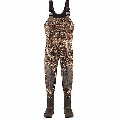 Lacrosse BRUSH TUFF EXTREME REALTREE MAX-5 1600G Chest Waders 700055