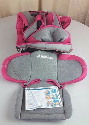 Maxi-Cosi Pria 85 Car Seat Fashion Kit, Passionate Pink, Replacement Seat Fabric
