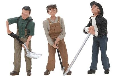 Woodland Scenics-Scenic Accents(R) Figures -- Rail Workers - G