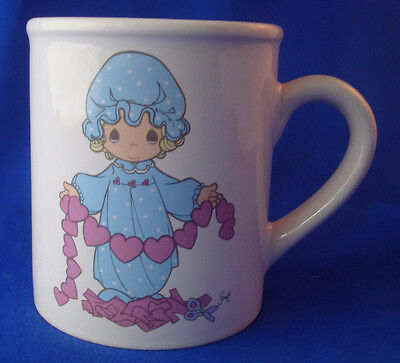 coffee mug cup Precious Moments you have touched so many hearts 1994