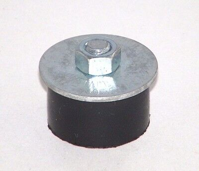 52403 S Stainless Steel Neorene Rubber Mech Expansion Plug,Turn-Tite,1-1//2 SS,