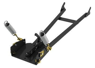 Cycle Country Mid-Frame Snow Plow Push Tube