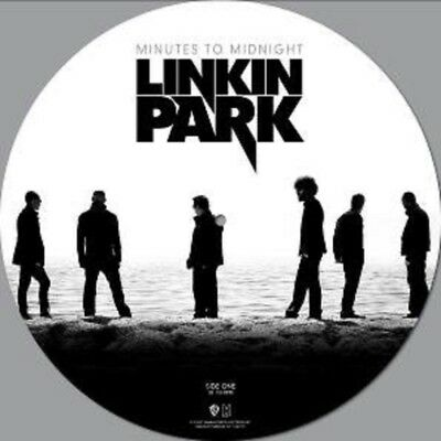 Linkin Park - Minutes to Midnight - New Pic Disc Vinyl LP - Pre Order - 20/10