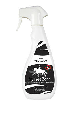 Fly Away Fly Free Zone - Fly, Louse & Insect Control