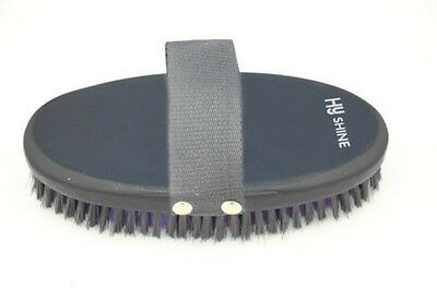 HySHINE Wooden Brushes - Horse First Aid/Grooming/Care