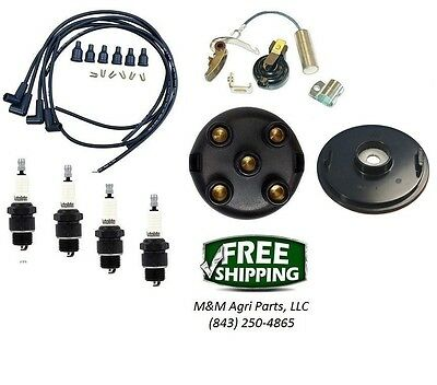 COMPLETE TUNE UP KIT IH FARMALL A B C H 100 130 140 200 230 240 SUPER A C H