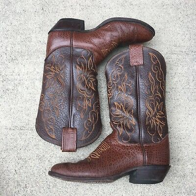 Vintage Olathe Men's Western Boots Size 8 1/2 D Made In USA