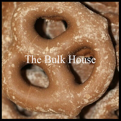 Chocolate Pretzels ~   Delicious Snack Foods ~ Treats ~ 4 or 8 Ounces