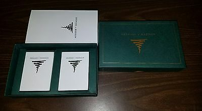 SALE Erdnase x Madison Playing Cards 2 Deck Box Set and Book by Ellusionist