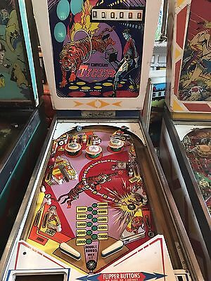 The Circus Tiger ,Flipper,pinball