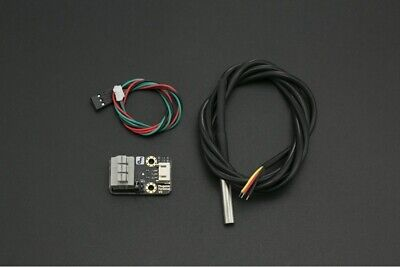 DFRobot Waterproof DS18B20 Stainless Steel Temperature Sensor Kit