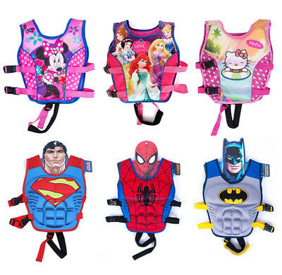 Cartoon Kids Sports Floating Gilet de sauvetage pour enfant maillot de bain