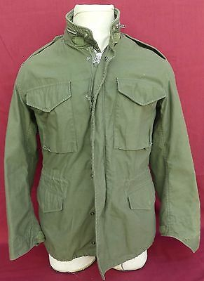 M65 M-65 ARMY  Field Jacket REGULAR SMALL Collectible MINT 1968