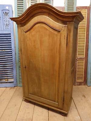 Small Antique French Cupboard / Armoire - ha135