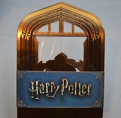 Harry Potter GUARDIANS OF HOGWARTS BOOKENDS in Wizarding World Shipping Box