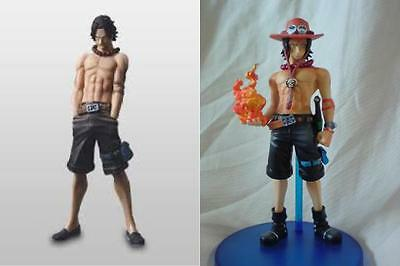 One Piece HSCF High Spec Coloring Figure (set of 2) D. Ace Banpresto