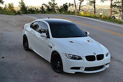 2011 BMW M3 Competition Package BMW M3