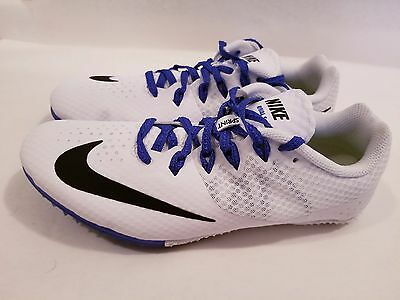 Nike Rival S 8 Zoom Blue and White Unisex Running Shoe Size 6 1/2