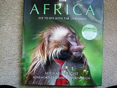Africa: Eye to Eye with the Unknown by Michael Bright (Hardback, 2012)