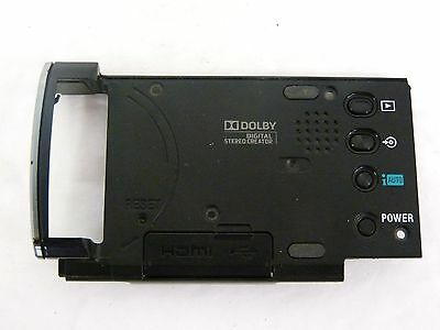 *Genuine* Sony HDR-CX150 Left Panel with HDMI/USB Port Cover Repair Parts