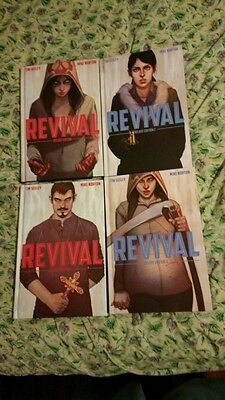 Revival Deluxe Collection Hardcover (Please choose from list) (Like new)