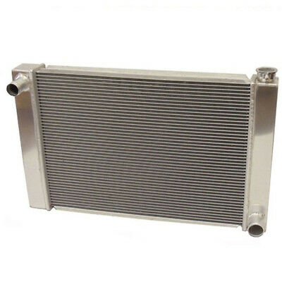 """New Fabricated Aluminum Radiator 30"""" x 19"""" x3'' Overall For SBC BBC Chevy GM"""
