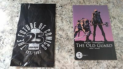 IMAGE 25th Anniversary Blind Box Variant THE OLD GUARD #1