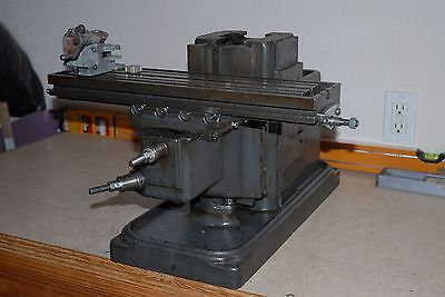 Atlas horizontal mill for parts