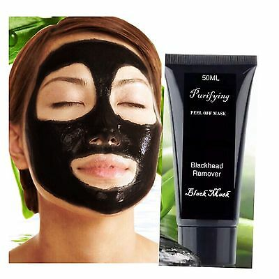 Purifying Blackhead Face Mask Peel-Off Best Charcoal Cleaning Black Remover Acne