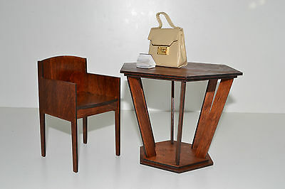 1 6 Scale Furniture For Fashion Dolls 4263bg Mid Century