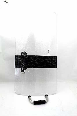 Rothco Antiriot Shield/Clear Polycarbonate-Blank