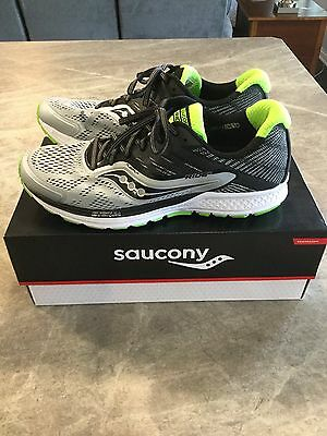 Men's Saucony Ride 9 Running Shoes Size 10 D
