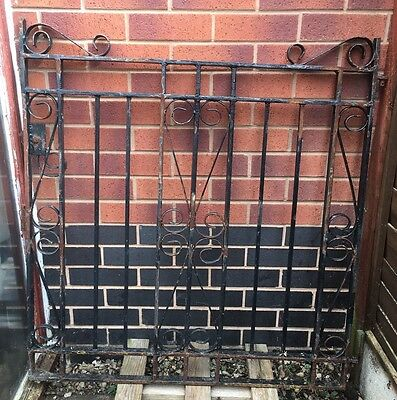 Wrought Iron Gate - Used