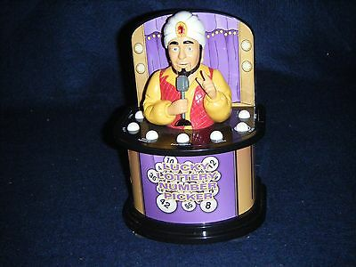 Lucky Lottery Number Picker - Battery Operated