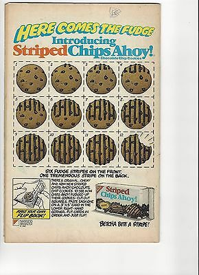 Chips Ahoy Vintage Original Print Ad Here Comes The Fudge!