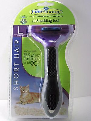 FURminator deShedding Tool for Large Cats