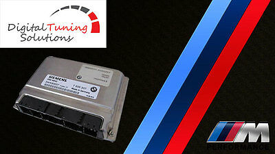 Remapped ECU for BMW E46 320i (2000-2006) upto 194bhp EWS Deleted (M54B22 MS43)