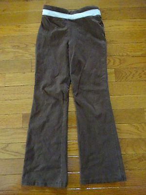 Girl's Brown Children's Place Yoga Pants Sz. 6X/7