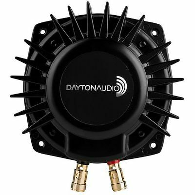 2 x Dayton High Power Pro Tactile Bass Shaker 50W  for Gaming Chair or Lounge