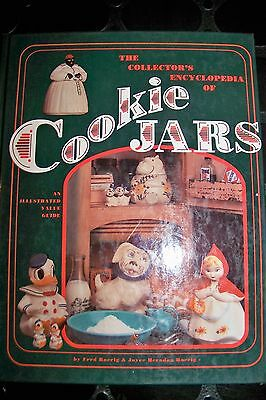 Identification/price Guide Book On Antique Cookie Jars