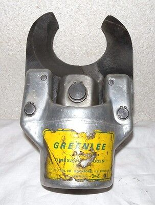 GREENLEE 750 Hydraulic Cable Cutter Head - Time Saving Tools