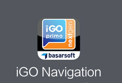 iGO Primo Basarsoft NextGen for android with 2017Q3 AU/NZ map on DVD