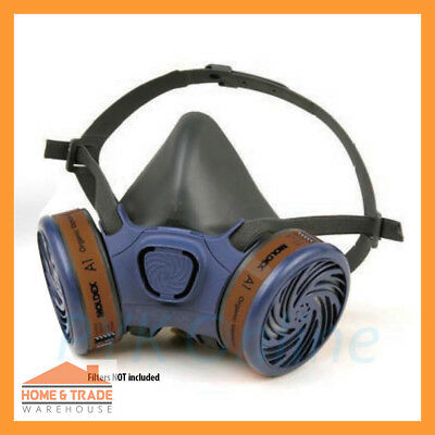 7001 Half Face Respirator MOLDEX Painting Spraying Dust Safety Gas Mask Small