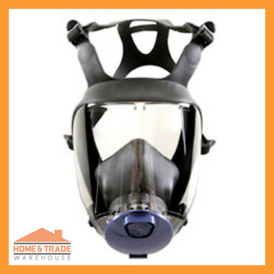 9001 Full Face Respirator MOLDEX Painting Spraying Dust Safety Gas Mask Small