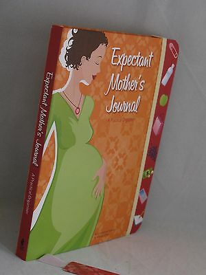 Expectant Mother's Journal / Diary -A Practical Pregnancy Organiser (BRAND NEW!)