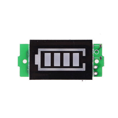 Li-po Battery Indicator Display Board Power Storage Monitor For Rc BatteryParts*