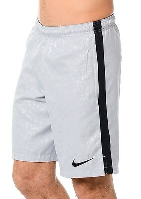 Nike Strike Longer Woven Printed Graphic Man Football Shorts Wolf Grey/Black M