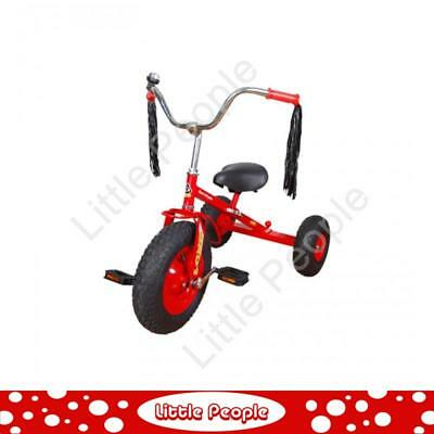 Solid steel frame with adjustable spring seat