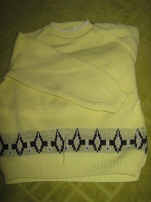 Vintage Jumper Girl Boy New