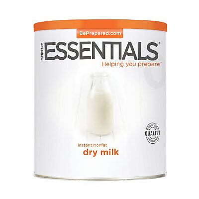 Dehydrated Milk, Instant Nonfat can